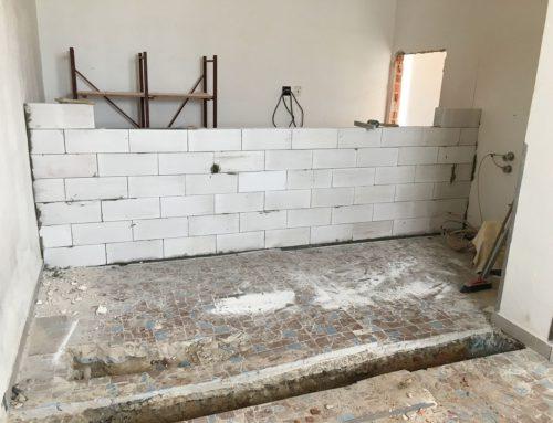 Stavební přípravy