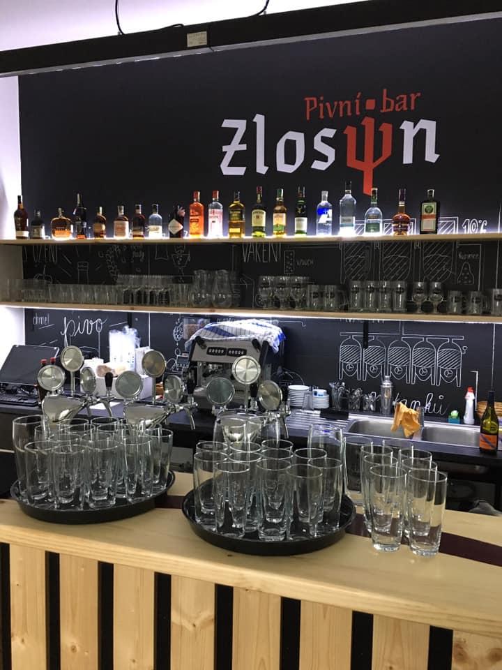 Pivní bar Zlosin
